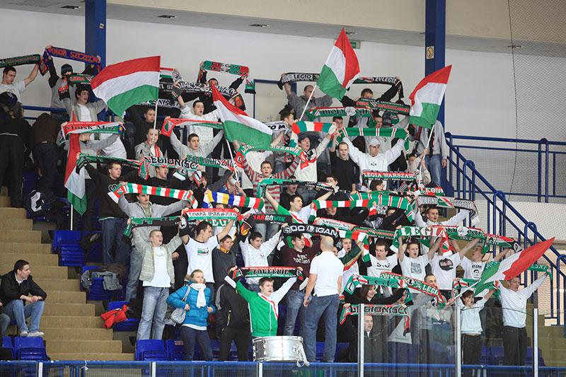 Legia Warszawa 3-7 HC GKS Katowice - fot. Piotr Galas (zdjęcie 14 z 42)