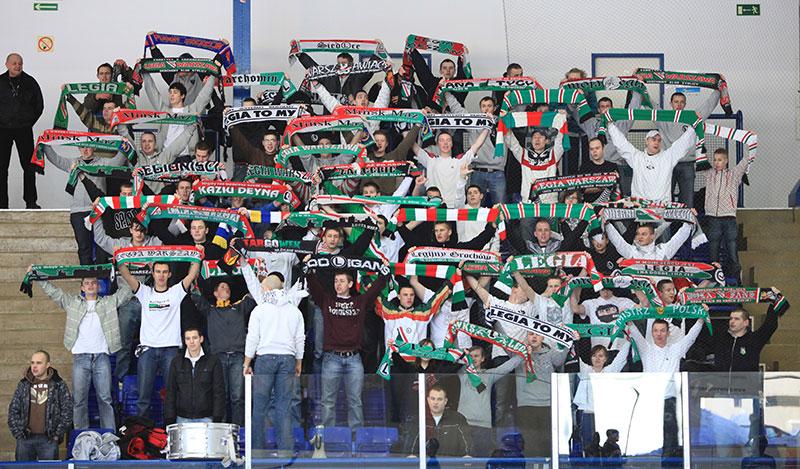 Legia Warszawa 3-7 HC GKS Katowice - fot. Piotr Galas (zdjęcie 2 z 42)