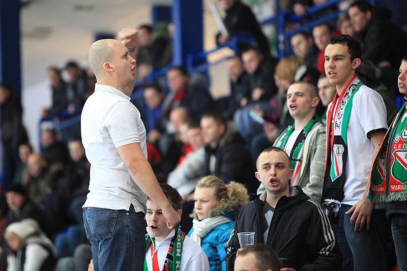 Legia Warszawa 3-7 HC GKS Katowice - fot. Piotr Galas (zdjęcie 27 z 42)