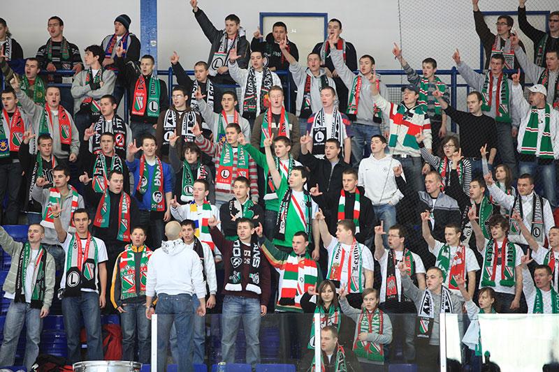Legia Warszawa 3-7 HC GKS Katowice - fot. Piotr Galas (zdjęcie 5 z 42)
