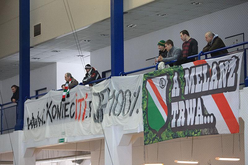 Legia Warszawa 3-7 HC GKS Katowice - fot. Piotr Galas (zdjęcie 9 z 42)