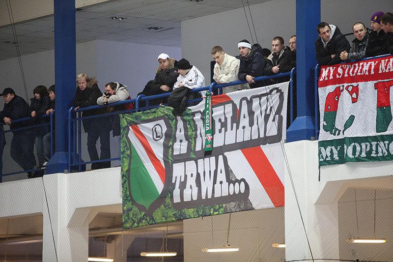 Legia Warszawa 0-4 MMKS Nowy Targ - fot. Piotr Galas (zdjęcie 16 z 34)