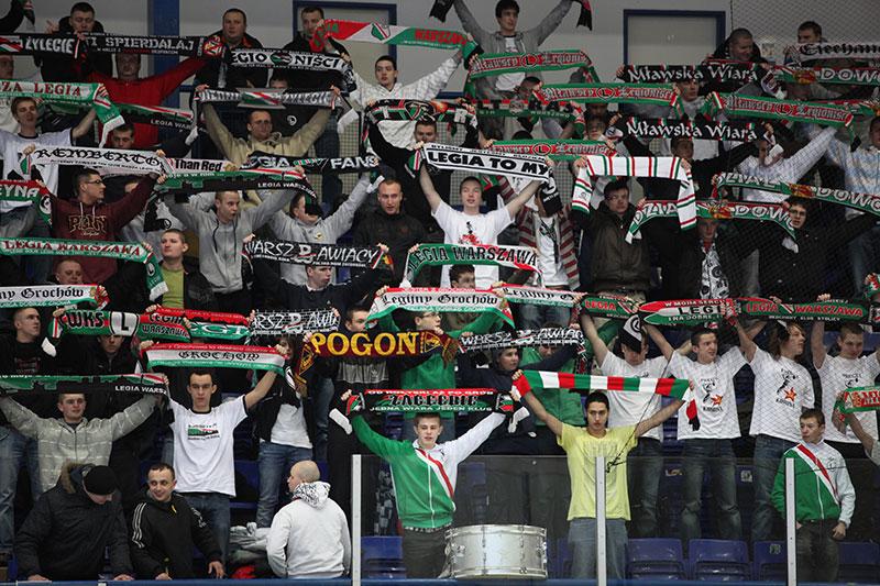 Legia Warszawa 0-4 MMKS Nowy Targ - fot. Piotr Galas (zdjęcie 2 z 34)