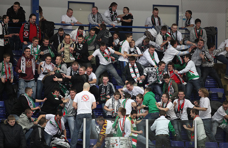 Legia Warszawa 0-4 MMKS Nowy Targ - fot. Piotr Galas (zdjęcie 20 z 34)
