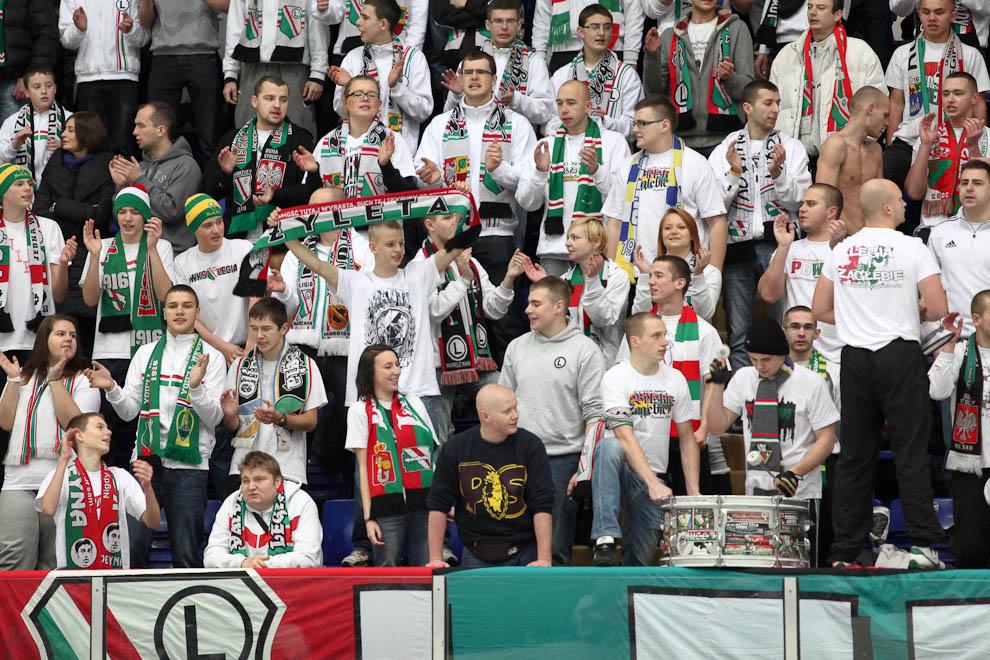 Legia Warszawa 6-1 SMS I Sosnowiec - fot. Piotr Galas (zdjęcie 12 z 28)