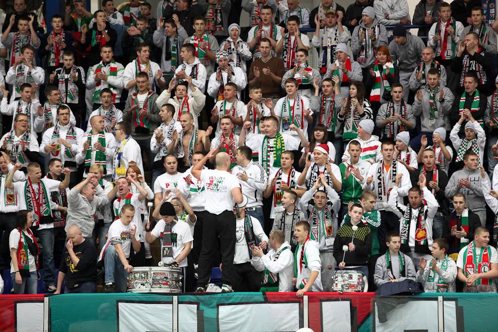 Legia Warszawa 6-1 SMS I Sosnowiec - fot. Piotr Galas (zdjęcie 14 z 28)