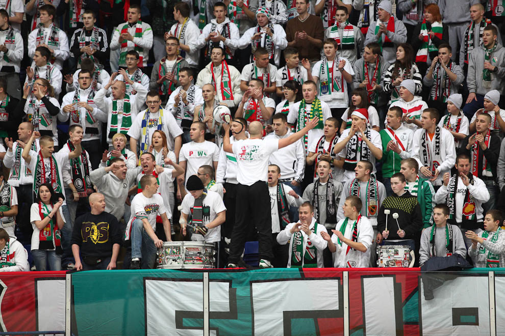 Legia Warszawa 6-1 SMS I Sosnowiec - fot. Piotr Galas (zdjęcie 18 z 28)