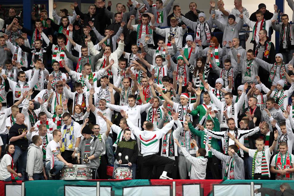 Legia Warszawa 6-1 SMS I Sosnowiec - fot. Piotr Galas (zdjęcie 21 z 28)