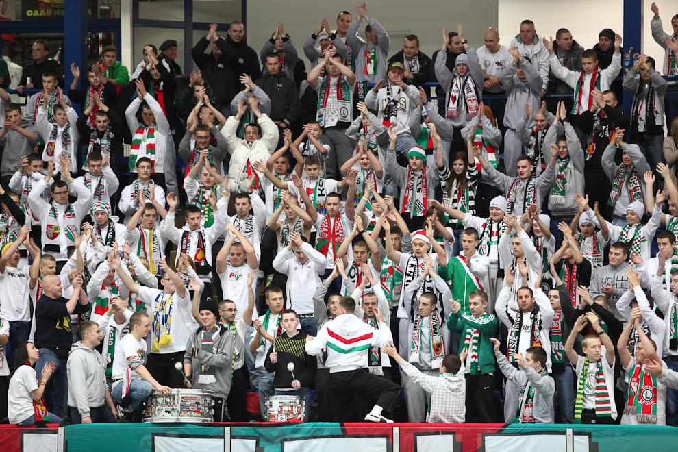 Legia Warszawa 6-1 SMS I Sosnowiec - fot. Piotr Galas (zdjęcie 22 z 28)