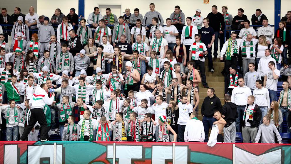 Legia Warszawa 6-1 SMS I Sosnowiec - fot. Piotr Galas (zdjęcie 26 z 28)