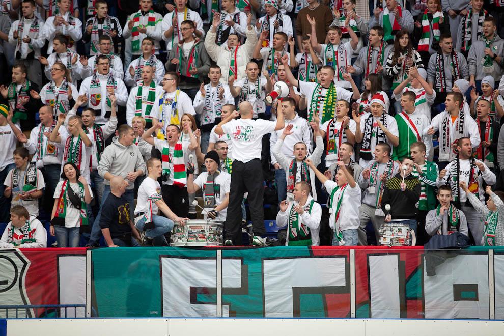 Legia Warszawa 6-1 SMS I Sosnowiec - fot. Piotr Galas (zdjęcie 5 z 28)