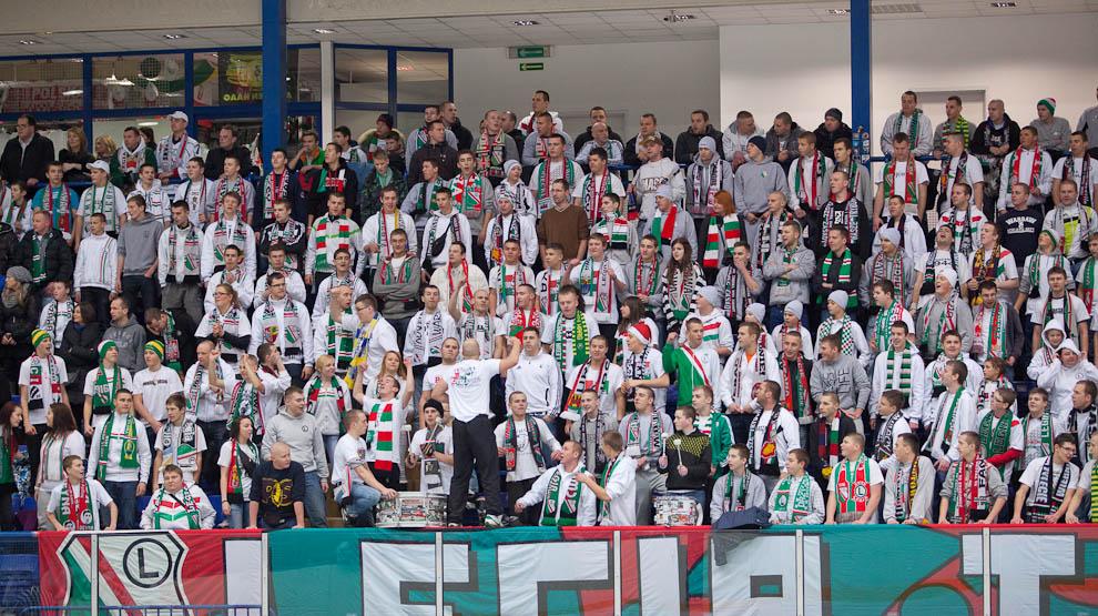 Legia Warszawa 6-1 SMS I Sosnowiec - fot. Piotr Galas (zdjęcie 7 z 28)
