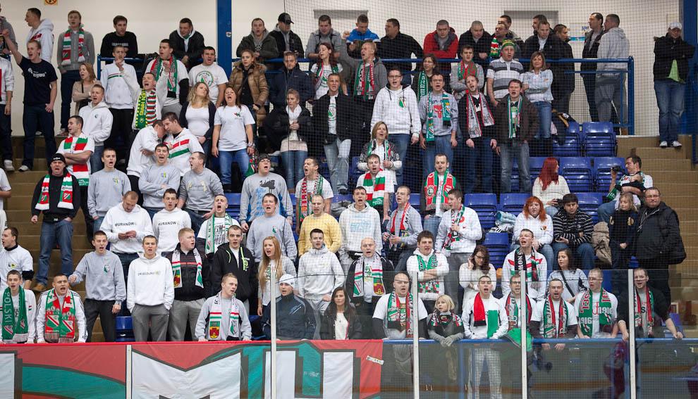 Legia Warszawa 6-1 SMS I Sosnowiec - fot. Piotr Galas (zdjęcie 8 z 28)