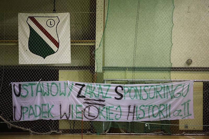 Legia Warszawa 67-81 Harmattan Gniewkowo - fot. Piotr Galas (zdjęcie 1 z 59)