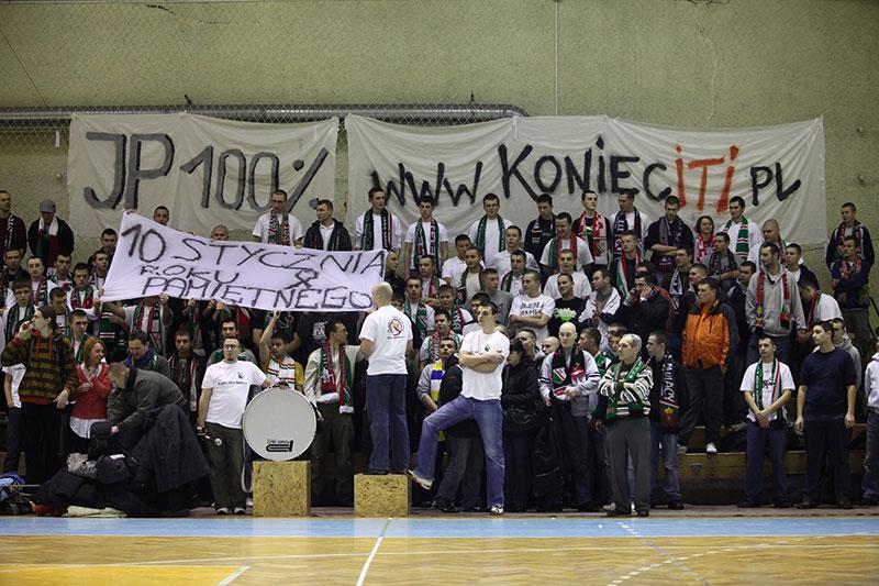 Legia Warszawa 67-81 Harmattan Gniewkowo - fot. Piotr Galas (zdjęcie 4 z 59)