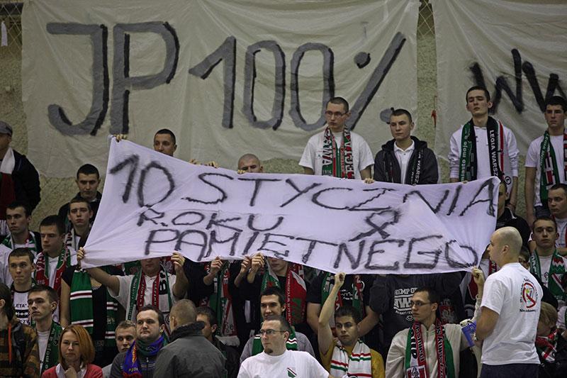 Legia Warszawa 67-81 Harmattan Gniewkowo - fot. Piotr Galas (zdjęcie 5 z 59)