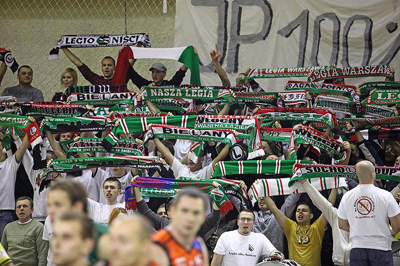 Legia Warszawa 67-81 Harmattan Gniewkowo - fot. Piotr Galas (zdjęcie 6 z 59)