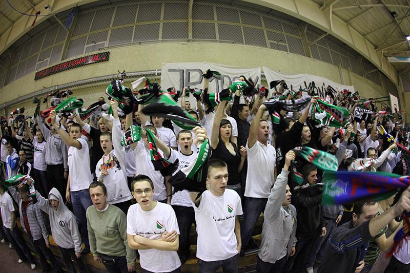 Legia Warszawa 67-81 Harmattan Gniewkowo - fot. Piotr Galas (zdjęcie 7 z 59)