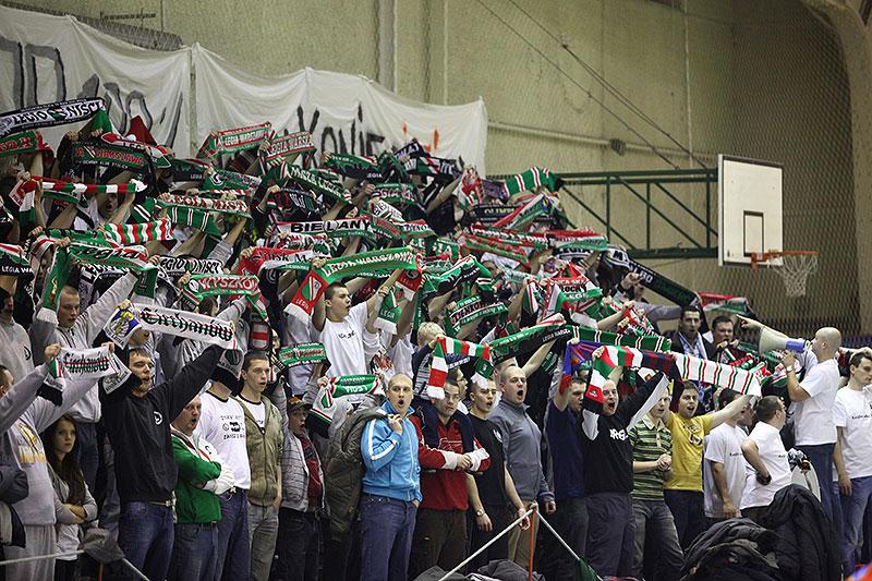 Legia Warszawa 67-81 Harmattan Gniewkowo - fot. Piotr Galas (zdjęcie 25 z 59)