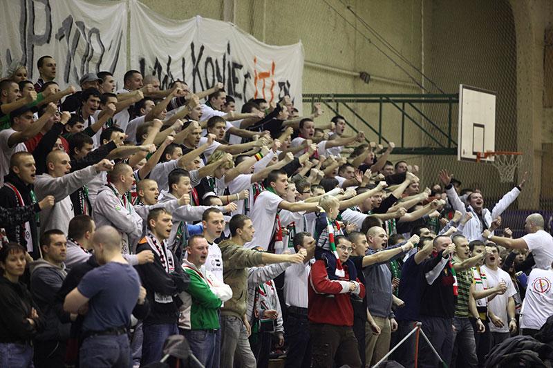 Legia Warszawa 67-81 Harmattan Gniewkowo - fot. Piotr Galas (zdjęcie 34 z 59)