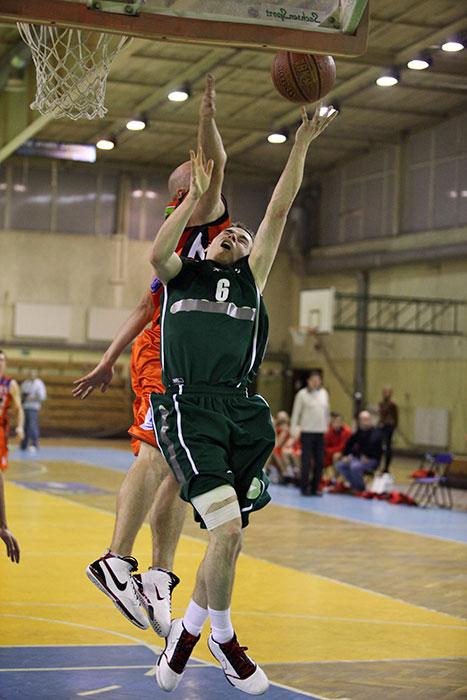 Legia Warszawa 67-81 Harmattan Gniewkowo - fot. Piotr Galas (zdjęcie 35 z 59)