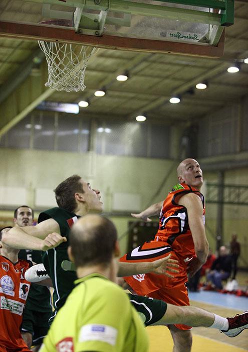 Legia Warszawa 67-81 Harmattan Gniewkowo - fot. Piotr Galas (zdjęcie 36 z 59)