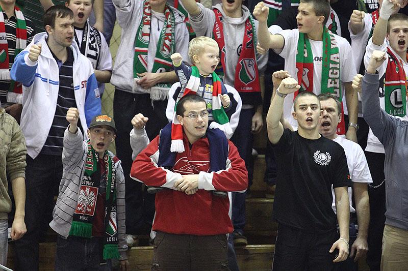 Legia Warszawa 67-81 Harmattan Gniewkowo - fot. Piotr Galas (zdjęcie 37 z 59)