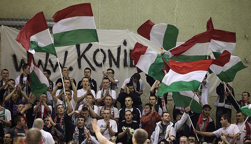 Legia Warszawa 67-81 Harmattan Gniewkowo - fot. Piotr Galas (zdjęcie 44 z 59)
