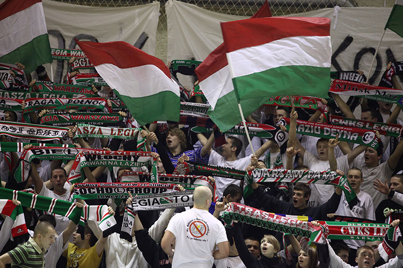 Legia Warszawa 67-81 Harmattan Gniewkowo - fot. Piotr Galas (zdjęcie 49 z 59)