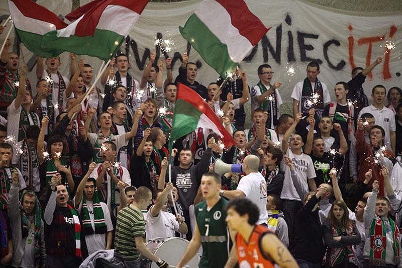 Legia Warszawa 67-81 Harmattan Gniewkowo - fot. Piotr Galas (zdjęcie 54 z 59)