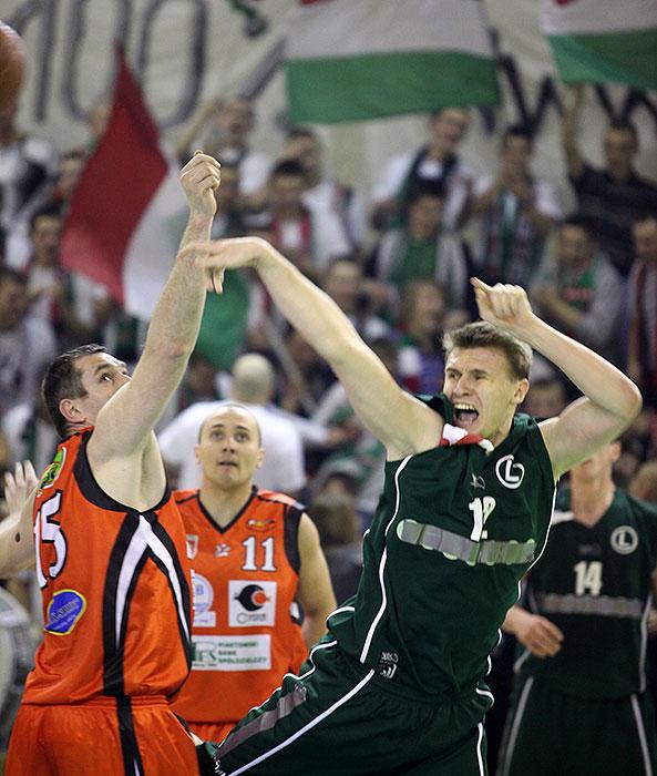 Legia Warszawa 67-81 Harmattan Gniewkowo - fot. Piotr Galas (zdjęcie 57 z 59)