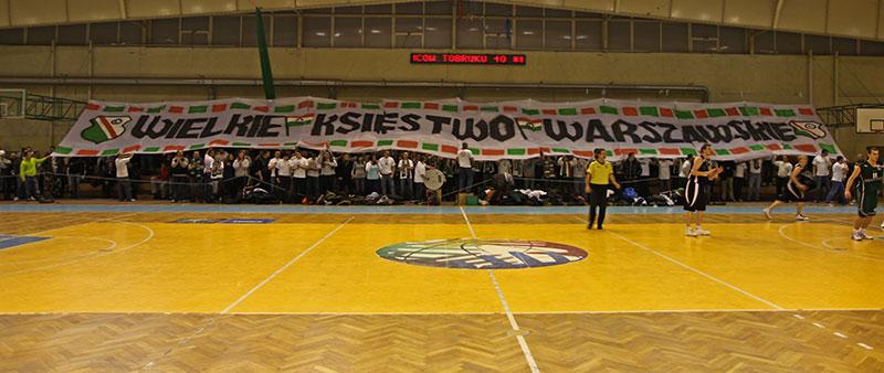 Legia Warszawa 82-87 Korsarz Gdańsk - fot. Piotr Galas (zdjęcie 1 z 44)