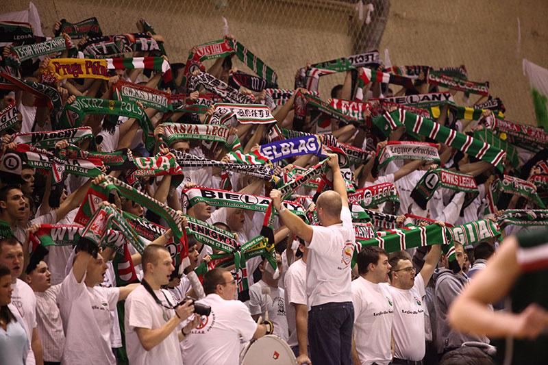 Legia Warszawa 82-87 Korsarz Gdańsk - fot. Piotr Galas (zdjęcie 7 z 44)