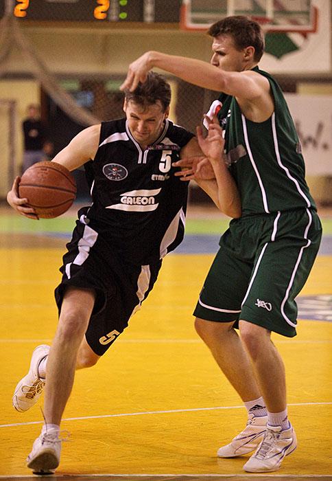 Legia Warszawa 82-87 Korsarz Gdańsk - fot. Piotr Galas (zdjęcie 12 z 44)