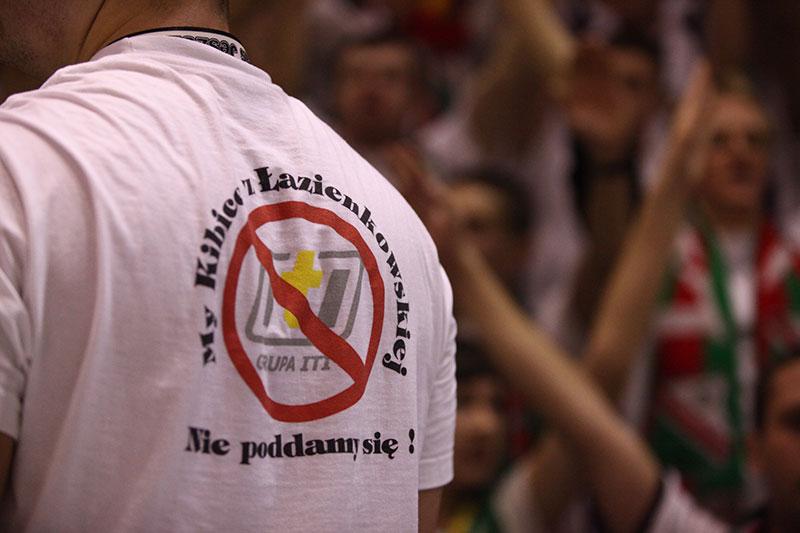 Legia Warszawa 82-87 Korsarz Gdańsk - fot. Piotr Galas (zdjęcie 18 z 44)