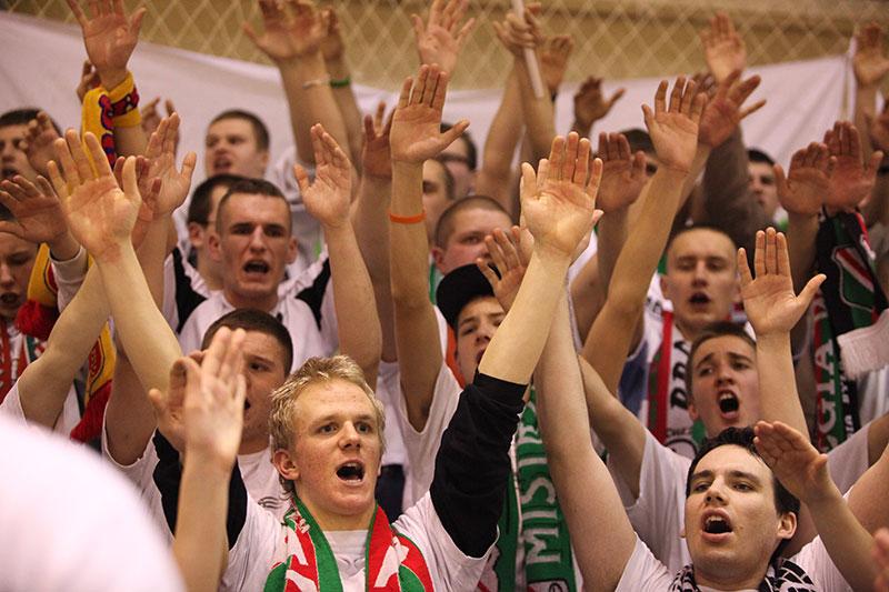 Legia Warszawa 82-87 Korsarz Gdańsk - fot. Piotr Galas (zdjęcie 19 z 44)