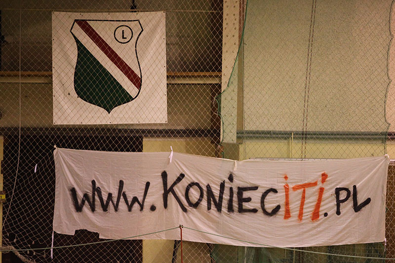 Legia Warszawa 82-87 Korsarz Gdańsk - fot. Piotr Galas (zdjęcie 23 z 44)