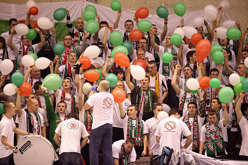 Legia Warszawa 82-87 Korsarz Gdańsk - fot. Piotr Galas (zdjęcie 26 z 44)