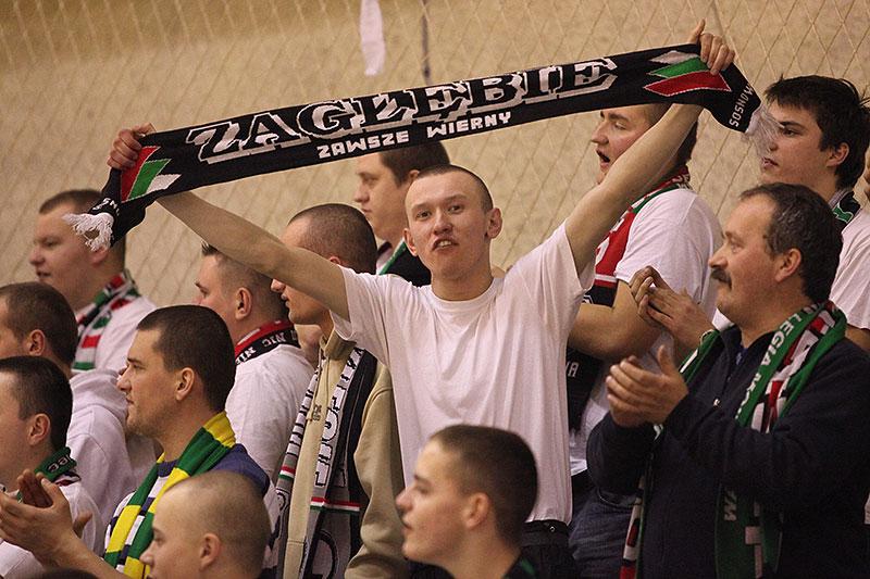 Legia Warszawa 82-87 Korsarz Gdańsk - fot. Piotr Galas (zdjęcie 27 z 44)