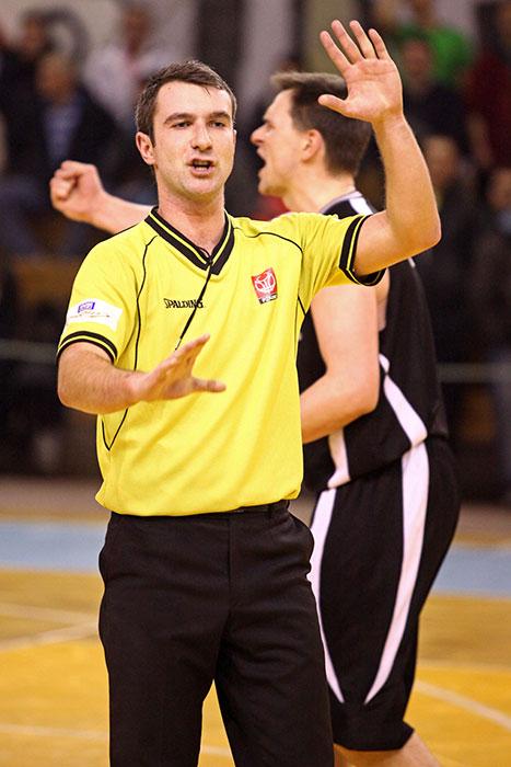 Legia Warszawa 82-87 Korsarz Gdańsk - fot. Piotr Galas (zdjęcie 34 z 44)