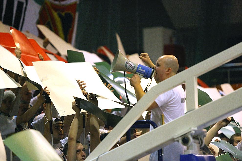 Legia Warszawa 128-51 Mazowsze Grójec - fot. Piotr Galas (zdjęcie 11 z 82)