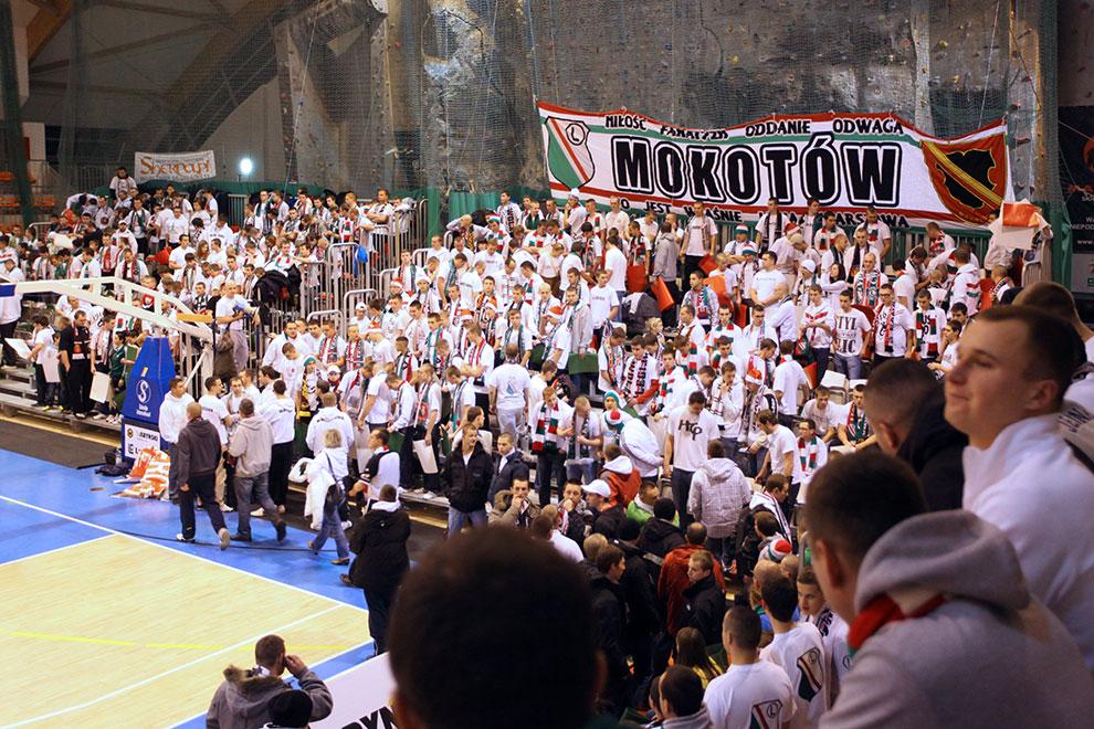 Legia Warszawa 128-51 Mazowsze Grójec - fot. Piotr Galas (zdjęcie 2 z 82)