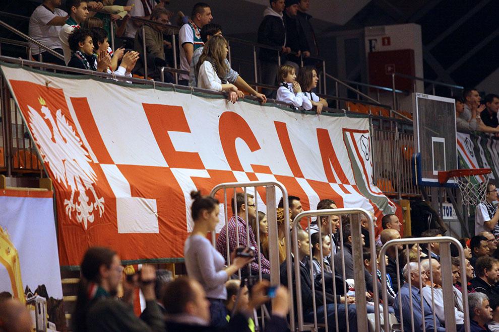 Legia Warszawa 128-51 Mazowsze Grójec - fot. Piotr Galas (zdjęcie 24 z 82)