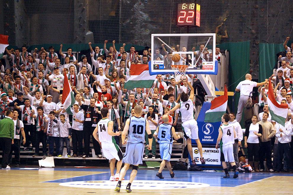 Legia Warszawa 128-51 Mazowsze Grójec - fot. Piotr Galas (zdjęcie 25 z 82)