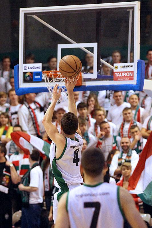 Legia Warszawa 128-51 Mazowsze Grójec - fot. Piotr Galas (zdjęcie 28 z 82)