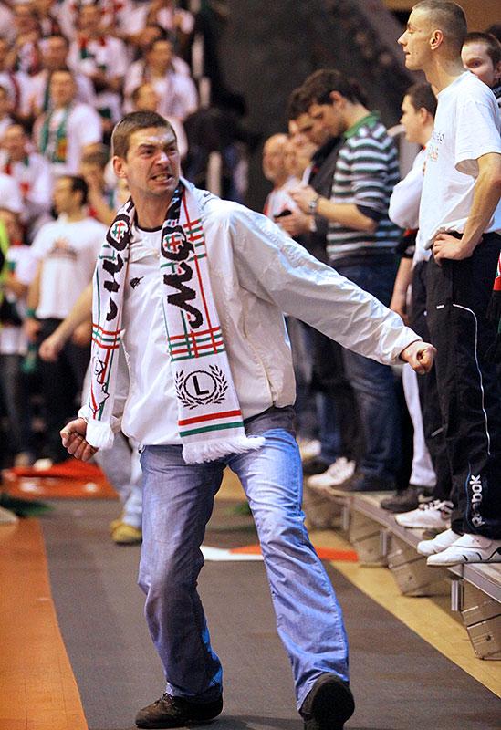 Legia Warszawa 128-51 Mazowsze Grójec - fot. Piotr Galas (zdjęcie 32 z 82)