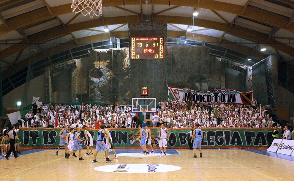 Legia Warszawa 128-51 Mazowsze Grójec - fot. Piotr Galas (zdjęcie 62 z 82)