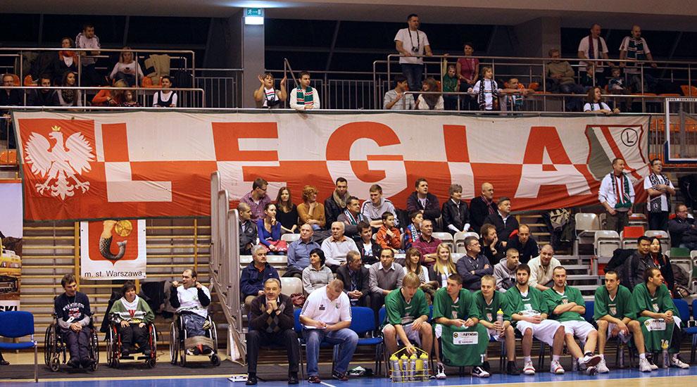 Legia Warszawa 128-51 Mazowsze Grójec - fot. Piotr Galas (zdjęcie 7 z 82)