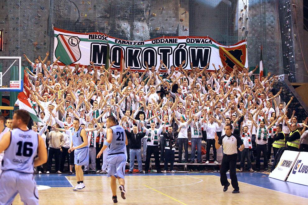 Legia Warszawa 128-51 Mazowsze Grójec - fot. Piotr Galas (zdjęcie 70 z 82)