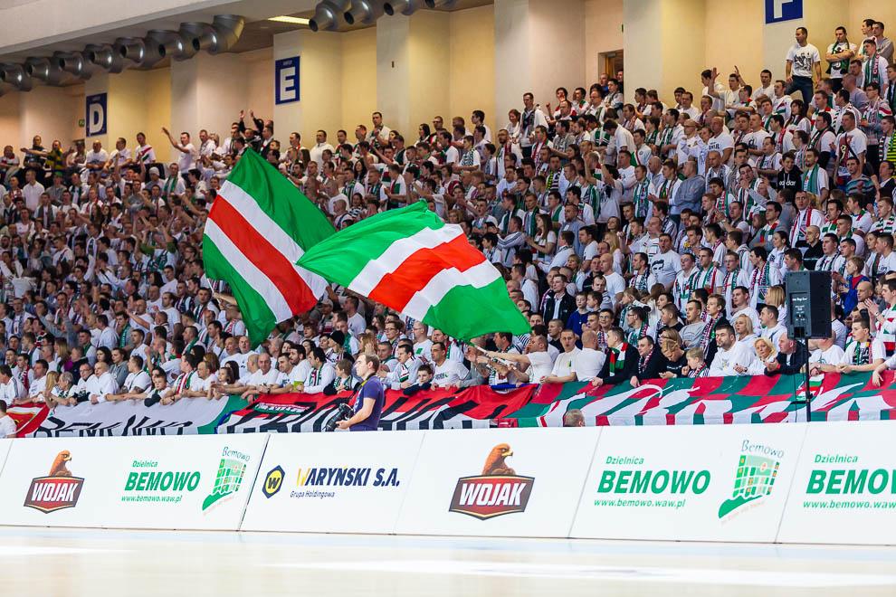 Legia Warszawa 69-58 Polonia Warszawa - fot. Piotr Galas (zdjęcie 22 z 77)
